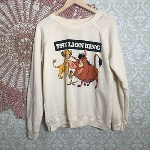 Disney The Lion King Sweatshirt